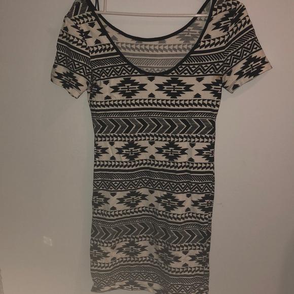 Body cone dress